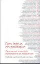 DES INTRUS EN POLITIQUE
